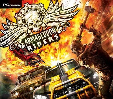 Armageddon Riders [2009. 3D, Racing]